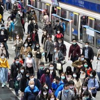 Taiwan's CECC contemplates easing mask requirement on public transportation
