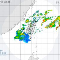 鋒面東移大氣環境不穩定 北台灣舒適其他地區悶熱