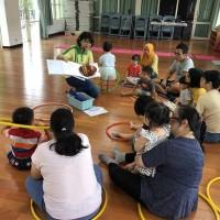 高雄市多國語言兒童發展量表 協助檢視新二代發展狀況