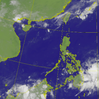 Tropical storm brewing east of Philippines could near Taiwan