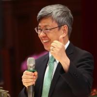 【更新】台灣陳建仁副總統:研究是一輩子最愛 放棄「卸任禮遇」回中研院、仍可貢獻全世界