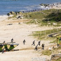 China warns it could turn military exercises into invasion of Dongsha, Penghu, and Taiwan