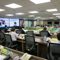 Taiwan holds virtual forum with 13 countries on COVID-19