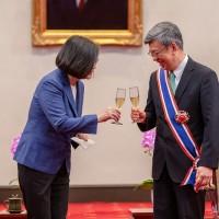 史上最忙碌副總統 陳建仁獲頒「中山勳章」