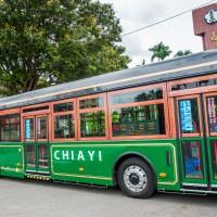 國產自造電動公車6月上路 嘉義市經驗輸出海外
