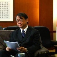 Japanese envoy promises continual support for Taiwan's WHA participation