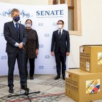 捷克新任參院議長無視中國威脅 擬出訪台灣