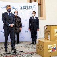 New Czech Senate president hints at Taiwan visit