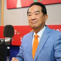 James Soong gives recognition to Taiwan president's cross-strait stance