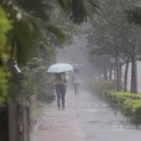 Meteorologist warns of 'disastrous' rainfall in Taiwan