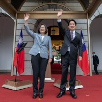 Industrial policy laid out for Taiwanese president's second term