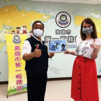 俄羅斯新住民喜獲永久居留 拍攝影片宣傳臺灣人情味