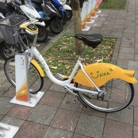 YouBike to replace City Bike in Kaohsiung, S. Taiwan