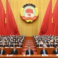 中國欲立港版《國安法》 總統府:「一國兩制」與民主自由必然扞格