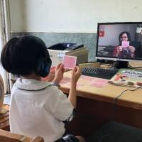 教育部新住民語文遠距教學 偏鄉學童學習不間斷
