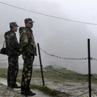 Chinese, Indian troops engage in border conflicts