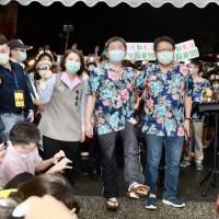 Taiwan CECC head promotes 'epidemic prevention lifestyle'