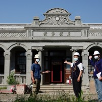 C. Taiwan city transforms historic site into B&B amid tourism revival