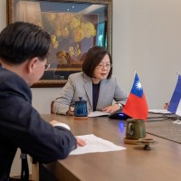 Honduran president congratulates Taiwan's Tsai on her inauguration