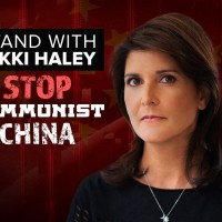 Nikki Haley says 'Chinese takeover of HK' would 'endanger Taiwan'