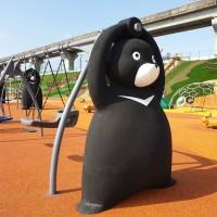 北台灣新亮點!堤坡滑梯樂園5月31日搶先開放部分區域