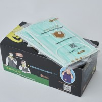 口罩將解禁! 台灣醫療大廠研發「週拋型口罩」 奈米材料阻絕病毒 久戴無異味