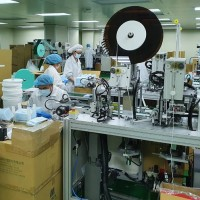 Taiwan woos international buyers with one-stop solution for mask production