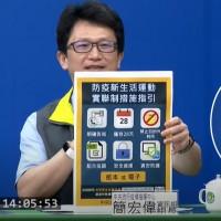 【武漢肺炎】台灣28日零確診 6/7起推「實聯制」須遵守6大規定