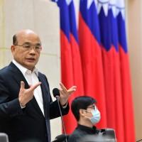 Taiwan registers highest Q1 GDP growth of Four Dragons: Premier Su