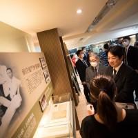 副總統賴清德參訪台語文創園:台灣主權民主是保護母語的主因