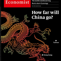 China's rule by fear in Hong Kong also threatens Taiwan: The Economist