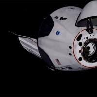 NASA與私人公司首度合作 SpaceX「飛龍號」對接太空站