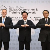 Taiwan, US, Japan celebrate 5th anniversary of joint cooperative program