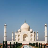 世界遺產不敵暴雨肆虐   印度泰姬瑪哈陵主建築群受損
