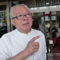 哀痛前立委朱高正之子遭撞身亡 府發言人澄清:總統沒有乾兒子