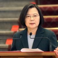 紀念六四 蔡英文:不必隱匿歷史 期盼自由的台灣撐香港的自由