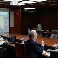 Taiwan, US hold video conference on Pacific region epidemic prevention