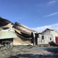 更新!台灣紙風車劇團工作室大火損失5000萬 工廠經理逃生遭燙傷送往淡水馬偕醫院
