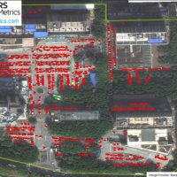 Satellite photos of Wuhan hospital car parks suggest earlier start of coronavirus outbreak