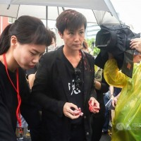 11 Taiwanese prosecuted for paint attack against Hong Kong singer