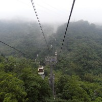 Taipei councilor suggests shorter Maokong Gondola operation time