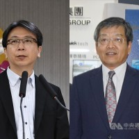 Taiwan's new envoys to EU, UK announced