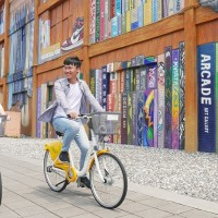 YouBike trial run begins Tuesday in Kaohsiung, S. Taiwan