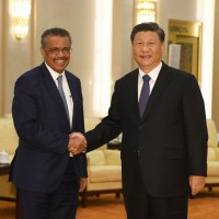 'Are we surprised?' Tedros to speak at China university commencement