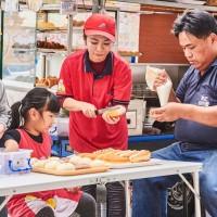 「築夢」改造行動餐車 越南新住民傳承麵包手藝創業