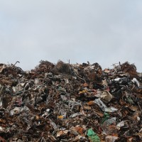 C. Taiwan county struggling with massive garbage problem