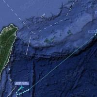 US refueling plane flies near SE Taiwan