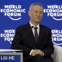 Chinese vice premier admits economic challenges from coronavirus pandemic