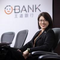 台灣王道銀行董事長駱錦明 正式交棒給女兒駱怡君