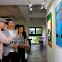文化部長走訪南台灣藝術聯展 期許豐厚南方人文發展能量